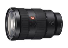 Sony FE 24-70mm f/2.8 GM Lens    E-Mount Lens/Full-Frame Format  Aperture Range: f/2.8 to f/22  One XA Element, Two Aspherical Elements  One ED Element, One Super ED Element  Nano AR Coating  The Sony FE 24-70mm F2.8 GM Zoom Lens is the ultimate choice for those seeking the highest possible optical performance for portrait, travel and event photography or even simple everyday shooting. Built with three aspherical elem..