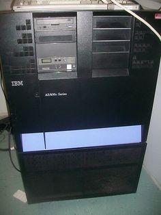 IBM AS/400e Series 9406-620.