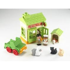"""Early Learning Centre based in UK called """"Happyland."""" You can get them at some stores in the US or online. Got Ava three sets and going to collect them all. Bought them from zulily.com on sale, but now the sale is over. The best prices are at zulily. You can wait for another sale or buy them at amazon."""