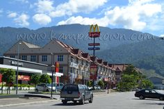 Kampar New Town Mcdonald