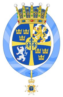 Coat-of-arms for HRH Princess Lilian, Duchess of Halland paternal aunt of King Carl XVI Gustaf of Sweden and maternal aunt of Queen Margrethe II of Denmark and Queen Anne-Marie of Greece. Queen Victoria Prince Albert, Princess Victoria Of Sweden, Princess Estelle, Princess Madeleine, Crown Princess Victoria, Royal Princess, Swansea, Prince Frederick, Queen Margrethe Ii