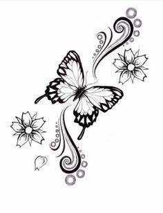 Butterfly tattoos feminine and tribal butterfly tattoo designs butterfly and flowers tattoo design coloring pages disney . Tribal Butterfly Tattoo, Butterfly Tattoo Meaning, Butterfly Drawing, Butterfly Tattoo Designs, Tribal Tattoo Designs, Butterfly Wallpaper, Butterfly Flowers, Tribal Tattoos, Butterflies