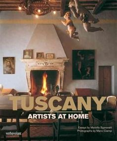 Tuscany Artists at Home