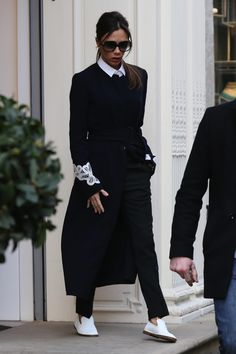 Victoria Beckham always well dressed