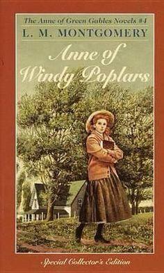 Anne of Windy Poplars – (L.M. Montgomery) #4