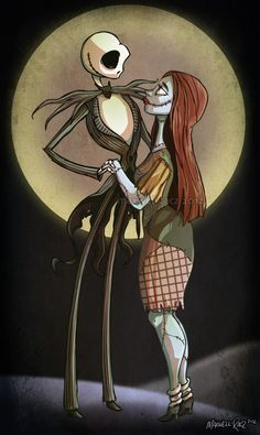 Jack and Sally by Max Racz