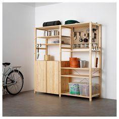Trend CASE u Hochwertige modulare B cherwand f r Wohnzimmer Office oder Laden mit unterschiedlichen Regalfachh hen Regalsysteme Pinterest