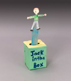 Jack in the Box craft
