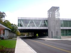 Rem Koolhaas Cornell Architecture Building  #architecture #Koolhaas #OMA #Rem Pinned by www.modlar.com