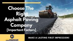 Choose the best and reliable asphalt paving company to increase the longevity of your asphalt pavement. Contact Us Today For Details @ 514 0809 Asphalt Paving Company, Paving Companies, Asphalt Repair, Asphalt Pavement, Best Rated, Driveways, Toronto, Confidence, Commercial