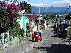 San Pedro La Laguna, Guatemala, hippie town