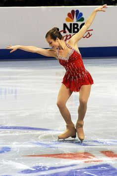 Ashley Wagner USA.I love watching ice skating.Please check out my website thanks. www.photopix.co.nz