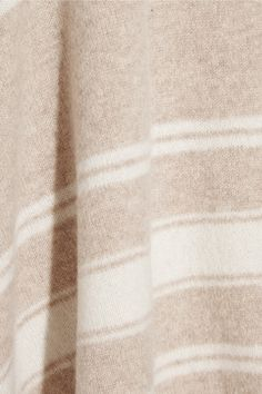 MADELEINE THOMPSON Striped cashmere wrap €450.00 http://www.net-a-porter.com/products/532360