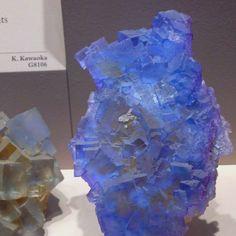 Fluorite from smithsonian.