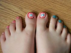 Nail Art On Toes Images - pictures, photos, images