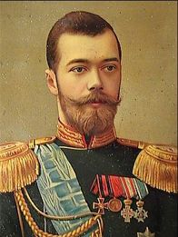 Google Image Result.  Nicholas, the last Tsar of Russia, was said to be a very humble, kind, polite man.  He was even pleasant when he was being held prisoner after the revolution.