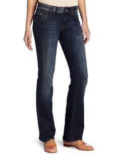 KUT from the Kloth Women`s Natalie Bootcut Jean with Rhinestone $56.07