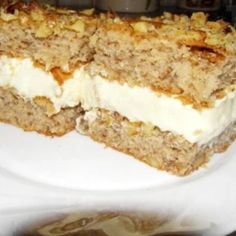 Poppy Cake, Fun Desserts, Vanilla Cake, Tiramisu, Banana Bread, Cheesecake, Deserts, Food And Drink, Cooking Recipes