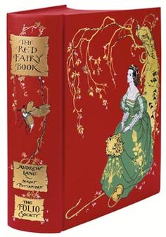NIROOT PUTTAPIPAT is today's answer to the Golden Age of Illustration! The RED FAIRY BOOK by Andrew Lang (Folklorist). One of my favorites. Folio Society. See sample Illos at site.