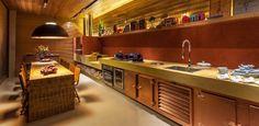Veja 13 ideias para compor sua cozinha ou varanda com fogão a lenha