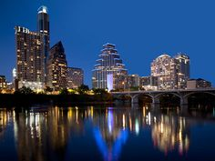 Austin, Texas  made it there already, but I'd like to go when I have more time to spend there.