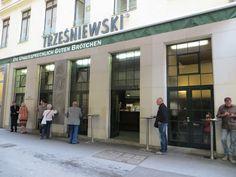 Snig's Kitchen: Trzesniewski Vienna