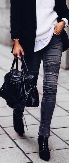 Balenciaga - easy look to replicate