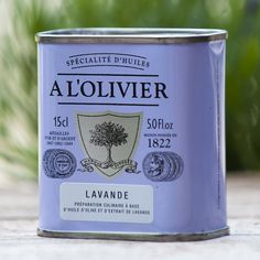 Olive oil with Lavender