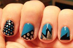 Nails Adored: November 2011