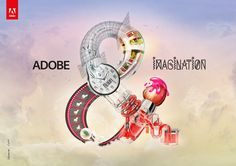 Adobe & by Vasava , via Behance