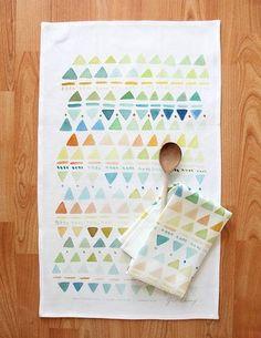 Small Triangles In Multi