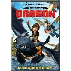 How to Train Your Dragon, love the movie, nothing like the book