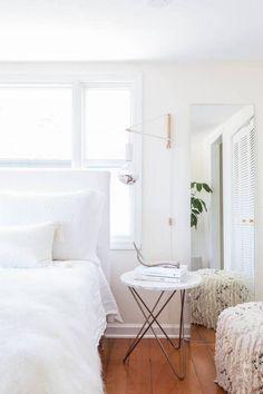 Best Tiny Houses All White Bedroom