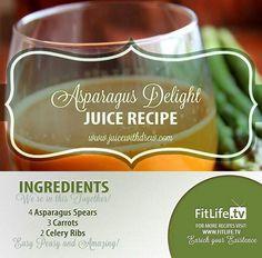 Asparagus delight