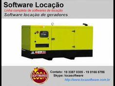 Software Locação de andaimes, maquinas e equipamentos