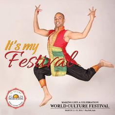 It's your turn to become footloose, carefree and happy-go-lucky like a child at The World Culture Festival. It's time to redefine Freedom at the World Culture Festival. #WCF2016, #Delhi, #India