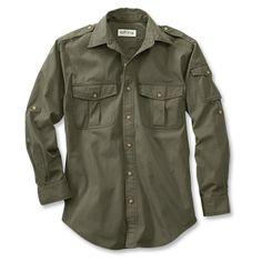 Orvis Bush Shirt ($89)
