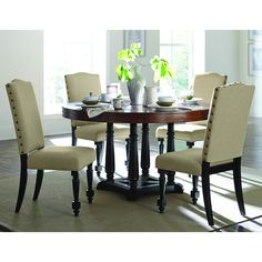 Found it at Wayfair - Blossomwood 5 Piece Dining Set
