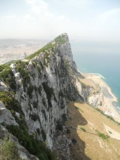 the rock gibraltar andalusia Andalusia, The Rock, Grand Canyon, Water, Travel, Outdoor, Gripe Water, Voyage, Outdoors