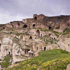 Cappadocia Underground Citi 150x150 Top 10 Tourist Attractions In Turkey 2015