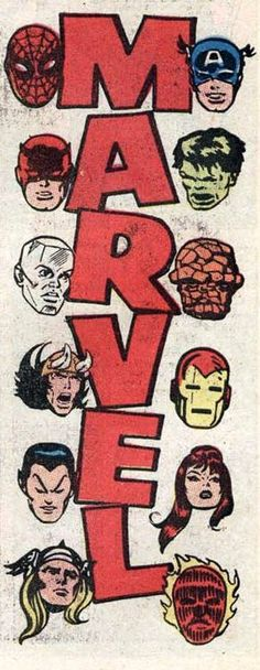 Marvel Heads Classic
