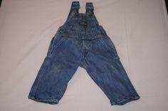Vintage 1980's OshKosh B'Gosh Vestbak Jean by TheMercerStreetHouse