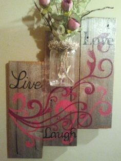 Live Laugh Love Wall Decor | For The Home | Pinterest | I Am, Wall Decor  And I Love