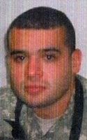 Army Sgt. Roger P. Pena Jr.  Died June 14, 2006 Serving During Operation Enduring Freedom  29, of San Antonio; assigned to 10th Sustainment Brigade, 10th Mountain Division (Light Infantry), Fort Drum, N.Y.; killed June 14 when his convoy came under enemy small-arms fire during combat operations in Musa Qulah, Afghanistan.