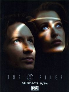 The X Files - (1993)  Creator: Chris Carter  Stars: David Duchovny, Gillian Anderson, Mitch Pileggi