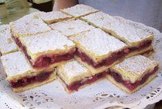 Próbáljátok ki ti is! meggy-szezonban mi mást is… Hungarian Desserts, Hungarian Cake, Hungarian Cuisine, Hungarian Recipes, Hungarian Food, Sweet Cookies, Cake Cookies, Country Cooking, Pinterest Recipes