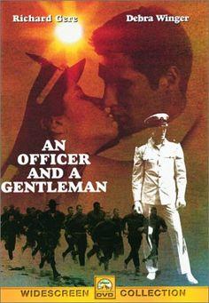 Oficial e Cavalheiro - Um jovem deve concluir seu trabalho em uma escola de vôo da marinha para se tornar um aviador, com a ajuda de um sargento de artilharia duro e sua nova namorada.