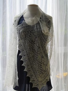 Ravelry: Shetland Bound pattern by Monique Boonstra