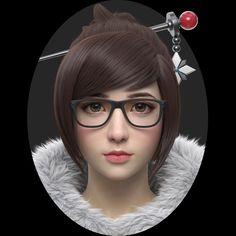 ArtStation - MEI_FAN, euginnx _Wu