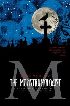 """""""In 1888, twelve-year-old Will Henry chronicles his apprenticeship with Dr. Warthrop, a scientist who hunts and studies real-life monsters, as they discover and attempt to destroy a pod of Anthropophagi."""""""